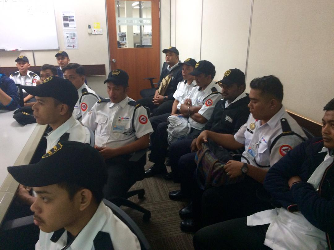 Guards Training
