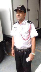 Gurkha Guard Service