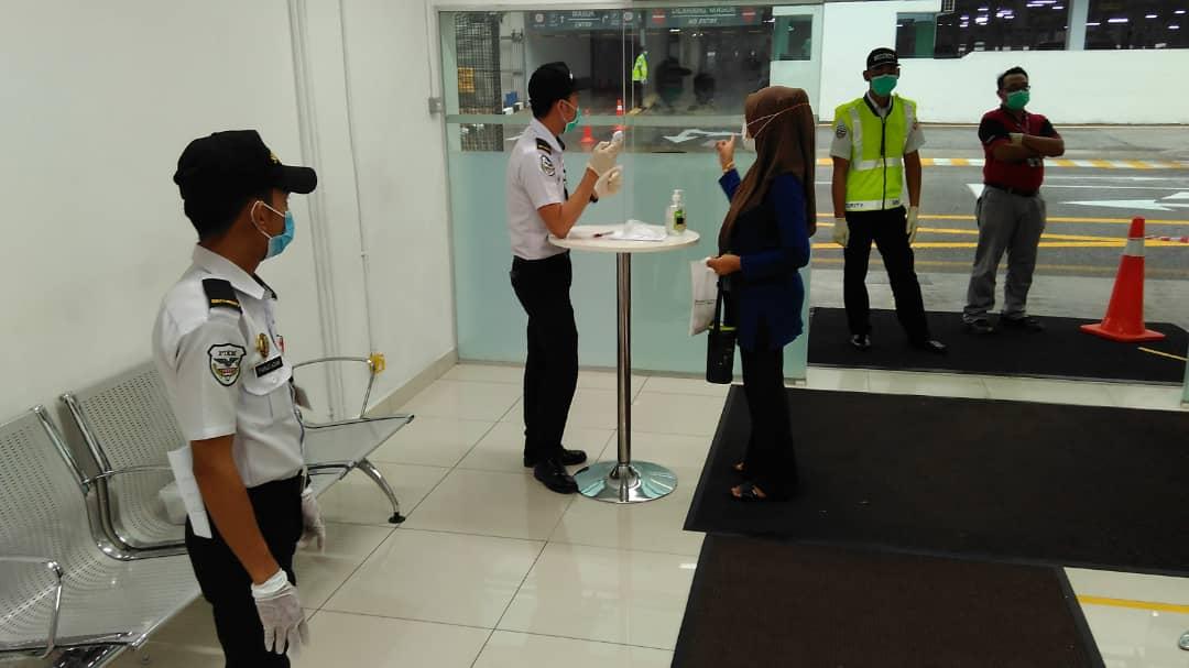 Security company to prepare for coronavirus outbreak