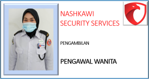 Security Job – Female Security Guard
